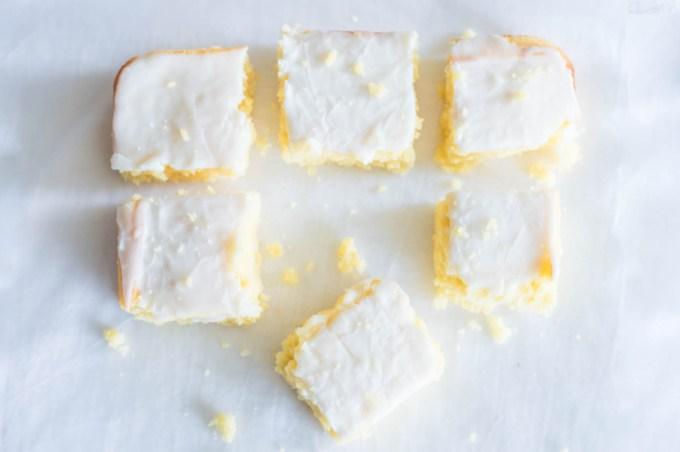 Lemon Snack Cake   Homan at Home