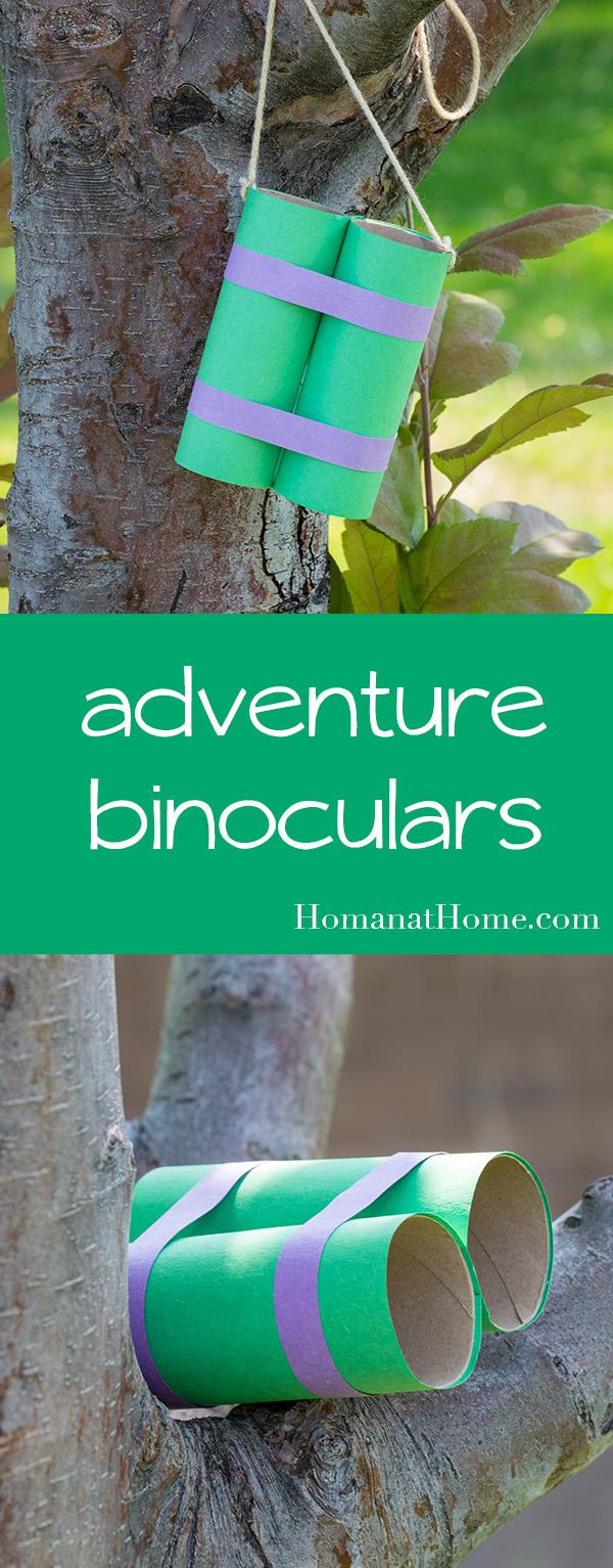 Adventure Binoculars | Homan at Home