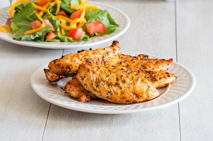 Sweet Chili Chicken Rub | Homan at Home