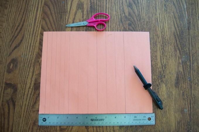 Paper Pumpkins | Homan at Home