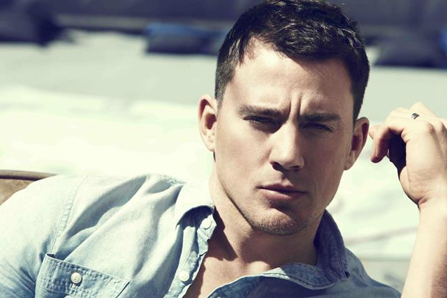 Channing Tatum When He Was 13