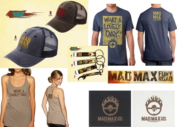 "hombre1 com | WIN!! MAD MAX: FURY ROAD ""PRIZE PACK"" SWEEPSTAKES"