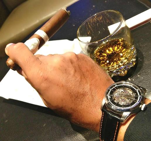 hombre1 com | DAVIDOFF Chefs Edition Cigar – The Perfect Accent To A
