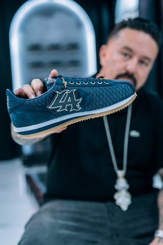 Hombre1 Mister Cartoon Releases New Nike Cortez Sneaker