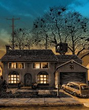 Casa, por Tim Doyle