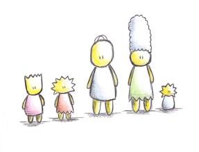 Simpsons, por jazzyutopia