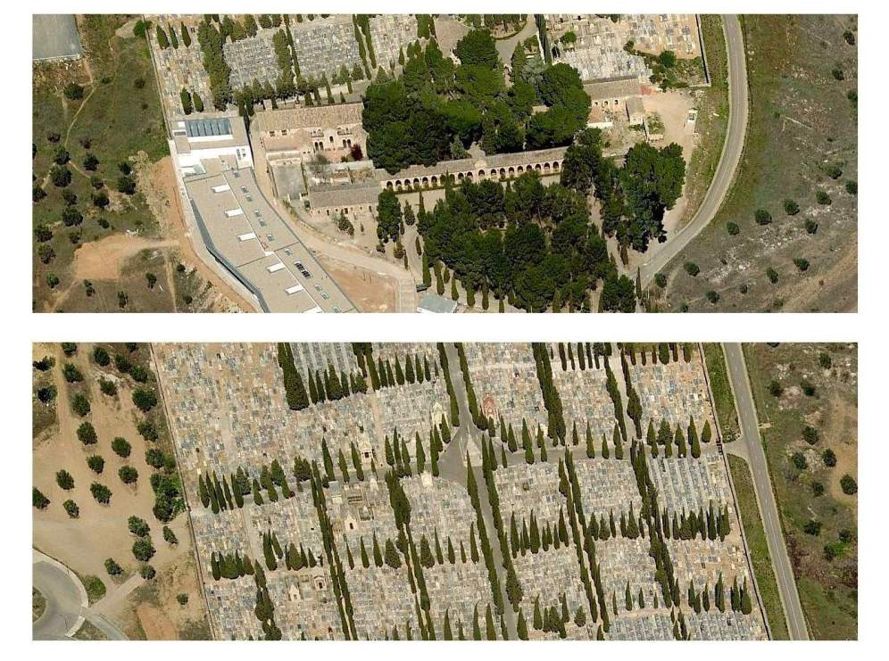 arquitectura funeraria cementerio municipal de Toledo A de Mingo hombredepalo06