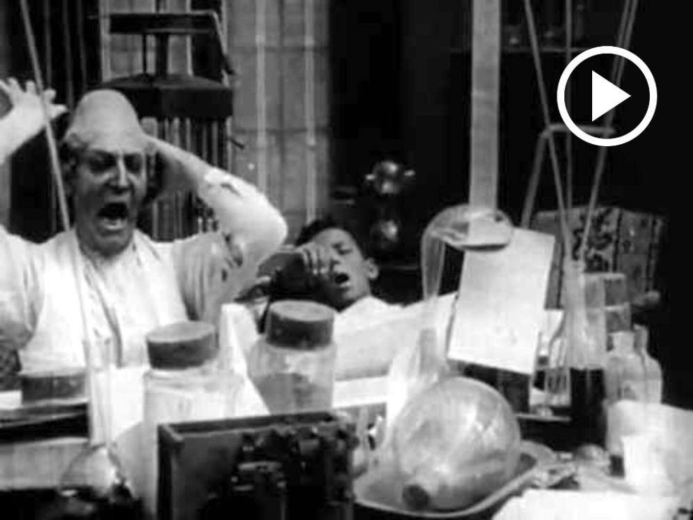 Abel Gance - La Jolie Du Docteur Tube