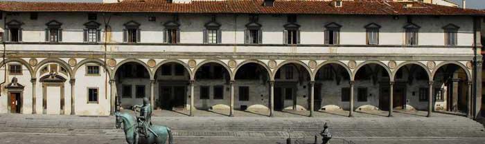 5_Brunelleschi_Hospital de los inocentes