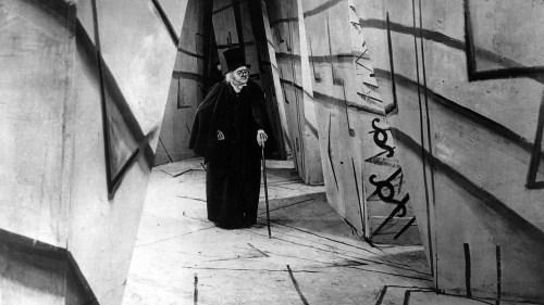 De caligari a Hitler 3 - Werner Krauss como Doctor Caligari