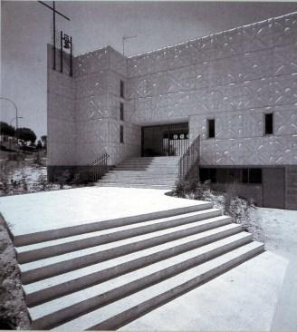 Iglesia Flor del Carmelo Madrid