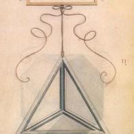 Tetraedro alámbrico