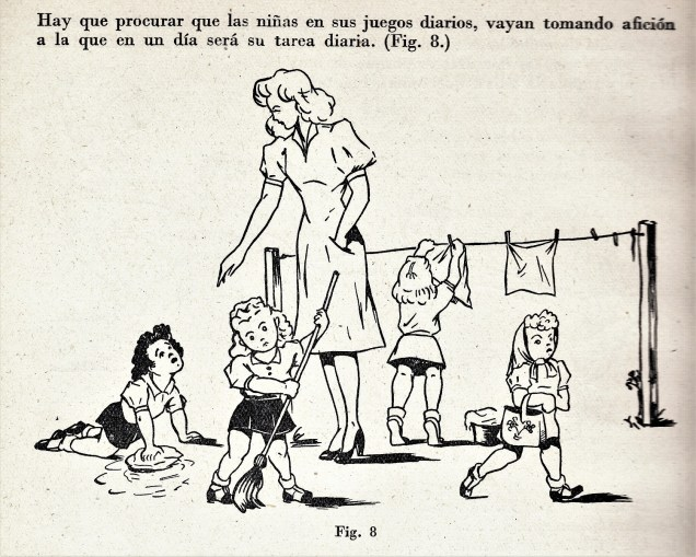 Cartilla escolar 1944