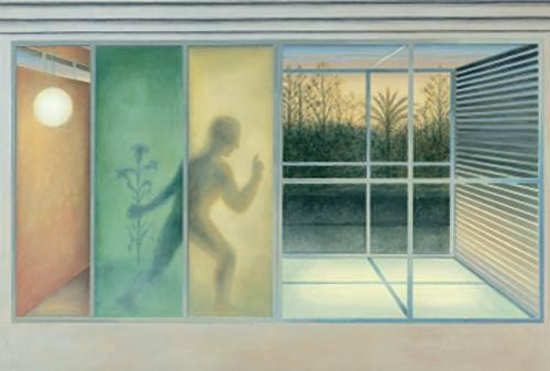 Pérez Villalta. Anunciación Koolhaas. 2003