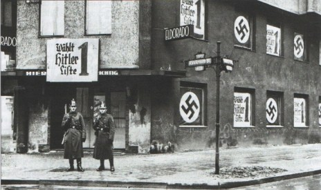 Eldorado en la época nazi.