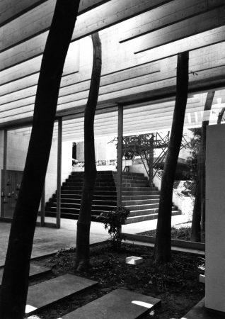 Pabellón de los Países Nórdicos 1962, Sverre Fehn