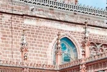 San Juan de los Reyes reloj desaparecido 1