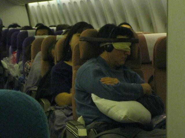 Cinturón avión