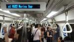 El metro en Singapur