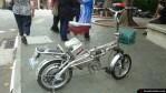Una bicicleta eléctrica