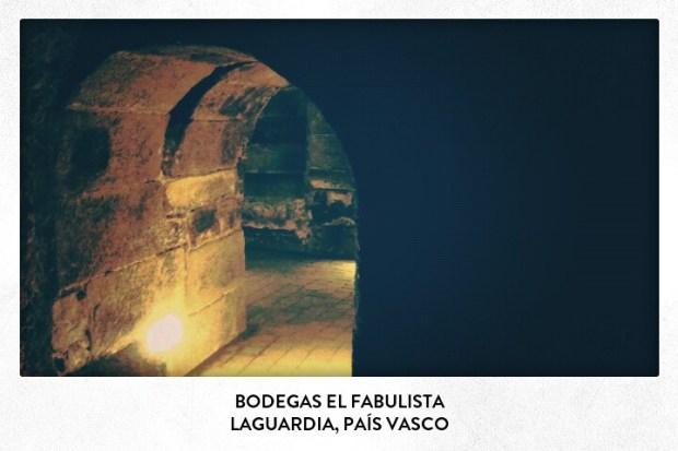 Bodegas El Fabulista, Laguardia, Rioja Alavesa