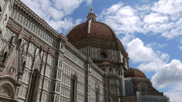 La cúpula del Duomo de Florencia