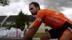 Rubén Pérez del Euskaltel Euskadi, etapa terminada y agotado