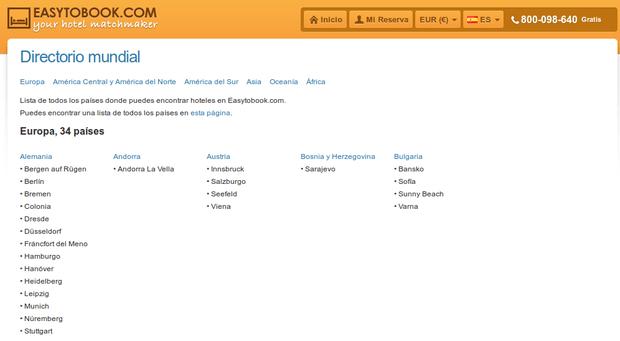 EasytoBook.es