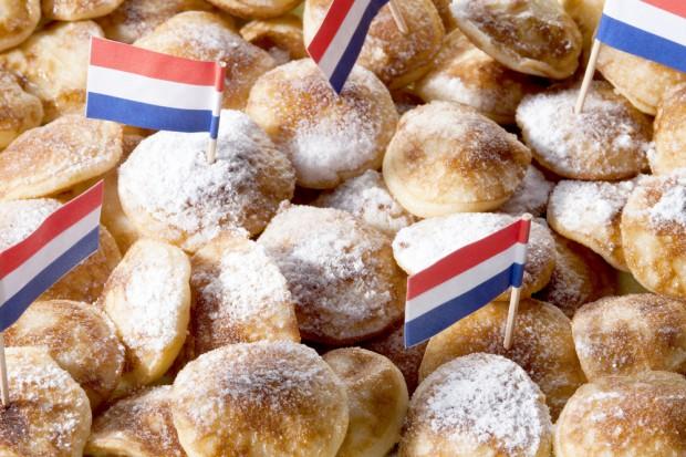 Poffertjes Holandeses