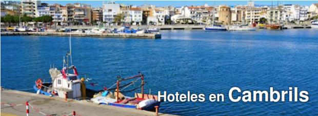 Hoteles en Cambrils