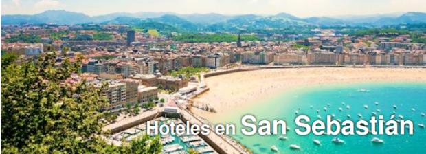 Hoteles en San Sebastián