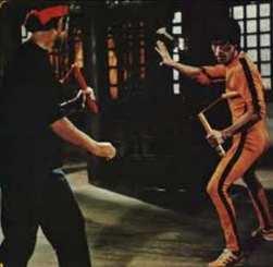 Bruce Lee tiger