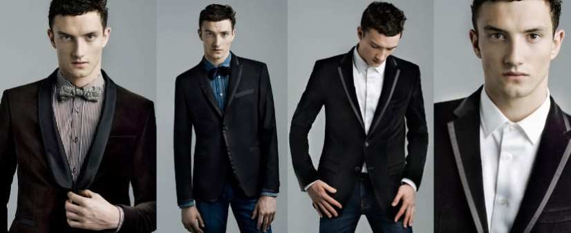 Lookbook Zara Man Evening