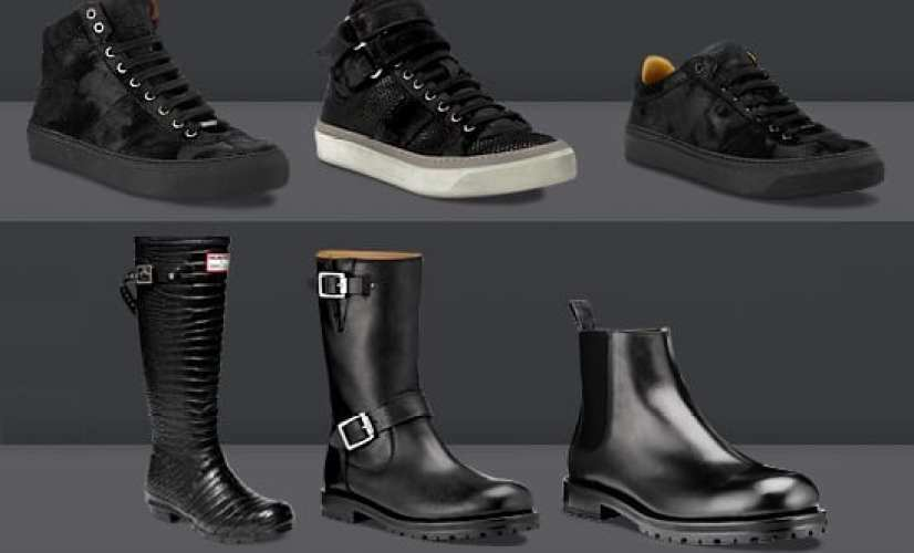 Botas y Sneakers Jimmy Choo