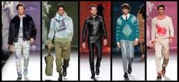 Francis Monteisnos Mercedes Bend Fashion Week Madrid