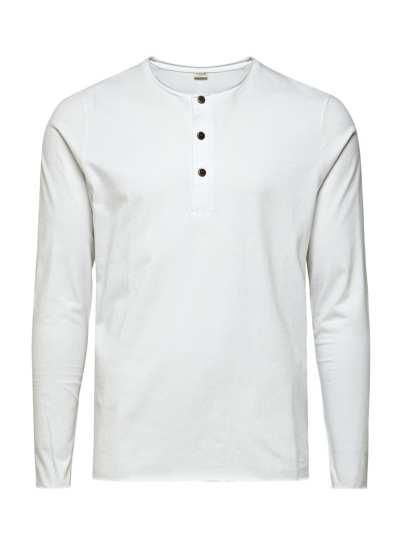 camisetas cuello henley