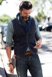 Street Style looks con pañuelos (6)