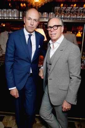 Tommy Hilfiger And Dylan Jones Host A Dinner To Celebrate LCM SS17