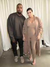 Kim-posed-Kanye-backstage