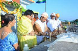 Sri-Kshetra-Hombuja-Kundadri-Jain-Temple-Dhamasamprokshane-0010