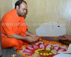 Sri-Kshetra-Hombuja-Kundadri-Jain-Temple-Dhamasamprokshane-0027