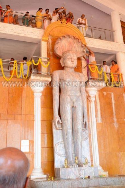 Hombuja-Jain-Math-Rathotsava-Parshwanath-Swamy-Abhisheka-10