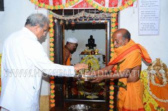 Hombuja-Jain-Math-Dharmasthala-Veerendra-Hegde-Visit-0001