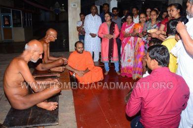 Humcha-Hombuja-Jain-Math-Muni-Panchakalyanasagar-Vairagyasagar-Mangala-Pravesha-0013