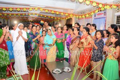 Humcha-Hombuja-Jyothi-Didi-Haldi-Programme-Prior-to-Deeksha-0017