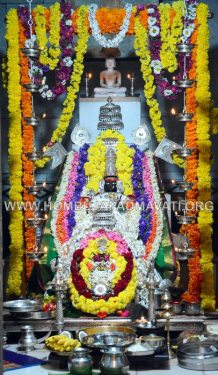 Hombuja-Jain-Math-Humcha-Navarathri-Dasara-Celebrations-Pooja-0008