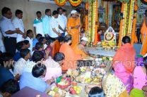 Hombuja-Jain-Math-Humcha-Navarathri-Dasara-Celebrations-Pooja-0011
