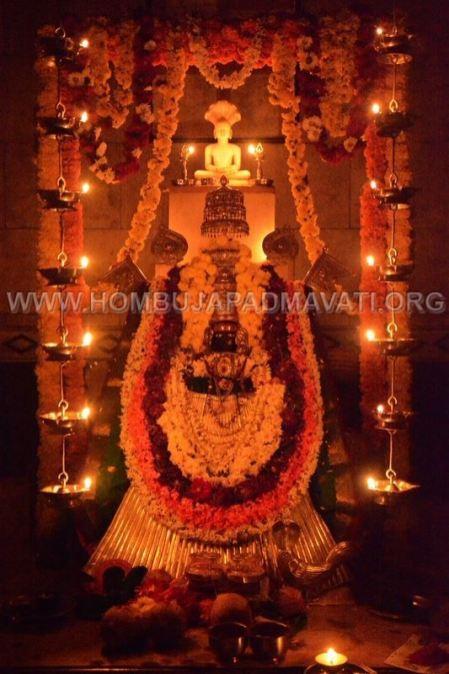 Hombuja-Jain-Math-Humcha-Navarathri-Dasara-Celebrations-Pooja-0019