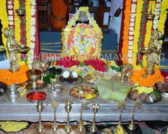 Hombuja-Jain-Math-Humcha-Navarathri-Dasara-Celebrations-Pooja-Day-02-0002