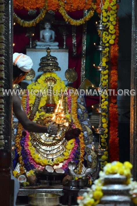 Hombuja-Jain-Math-Humcha-Navarathri-Dasara-Celebrations-Pooja-Day-02-0013